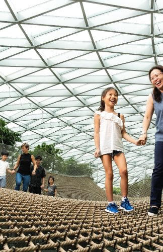 Manulife Singapore Gives Back to Healthcare Workers with Complimentary Passes to Manulife Sky Nets